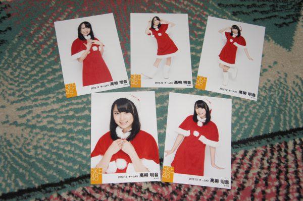 2012 December Photoset - AKANE TAKAYANAGI (Team KII)