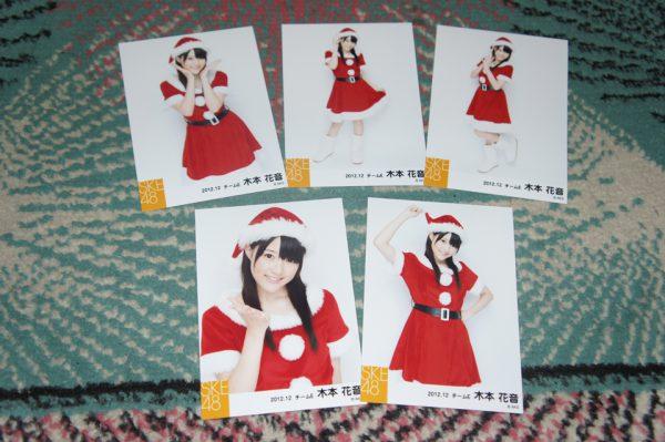 2012 December Photoset - KANON KIMOTO (Team E)