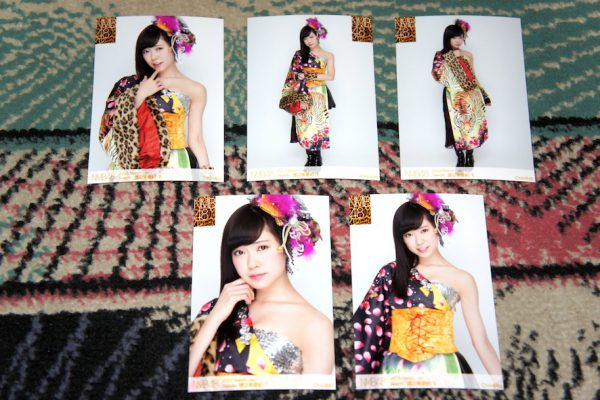 2013 March Photoset - MIYUKI WATANABE (Team N)